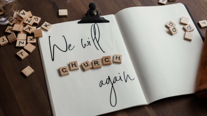 We will CHURCH again